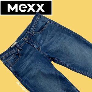 Mexx Amsterdam Slim Medium Wash Skinny Jeans